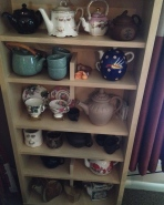 the reluctant teapot collection