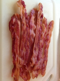 Thick-sliced bacon