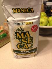 Masa flour