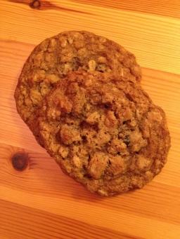 The last cookies