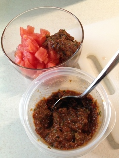 Salsa two ways