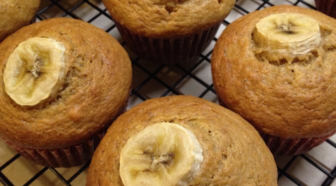 Banana Muffins: Martha Stewart