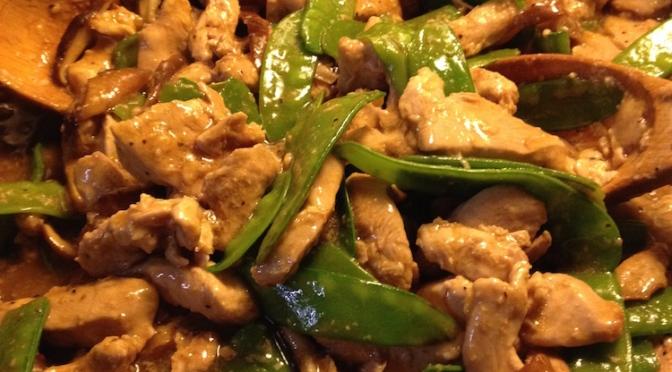 Pheasant Stir Fry