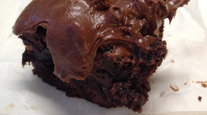 Brownie Mix Review: Ghirardelli Triple Fudge