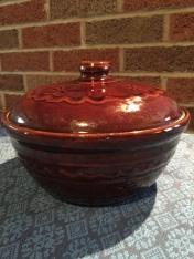 1.5 quart covered casserole