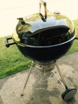 The kettle grill