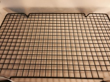 Place rack over parchment or foil