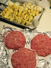 Ready to grill