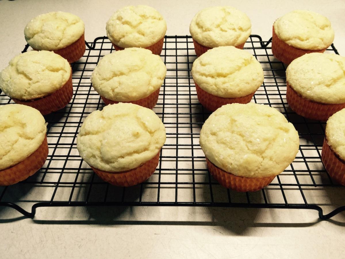 Heavenly Lemon Ricotta Muffins – Kitchen Portfolio