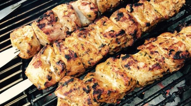 Pork Tenderloin: Two Spanish Dishes
