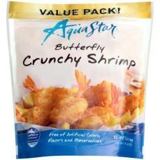 Good frozen shrimp