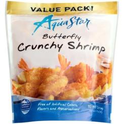 Good frozen shrimp