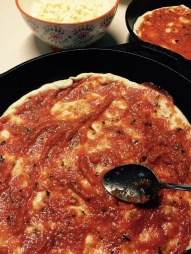 Quick, light tomato sauce
