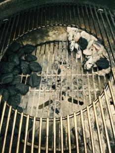 Saving the unburned coals