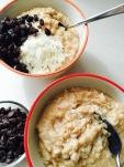 Stir in toppings