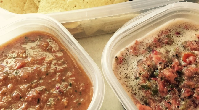 Cooking Up the Summer Harvest—Salsa