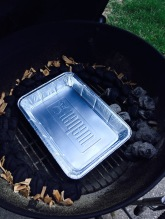You don't really need the drip pan