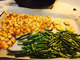 Roasted additions
